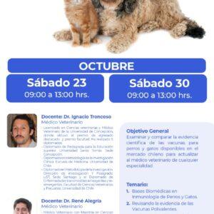 Actualización en Inmunización de Perros y Gatos
